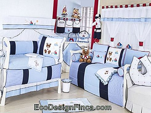 baby room sailor bamse