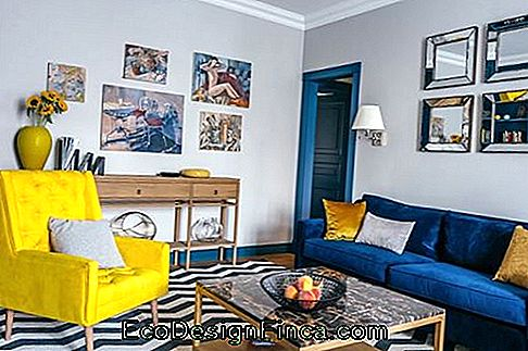 6 Couleurs qui correspondent au bleu - Hit Color and Decor!: decor