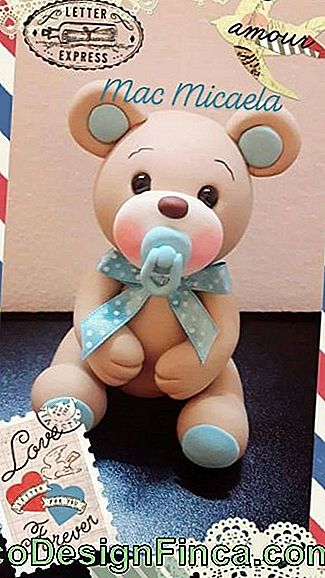 Baby biscuit for baby boy teddy