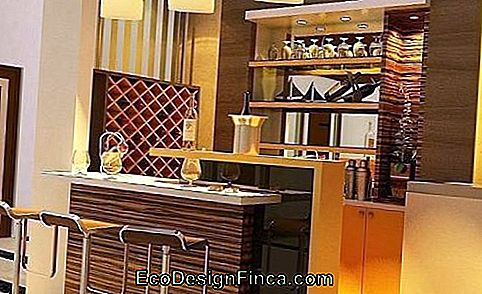 homebar decorato