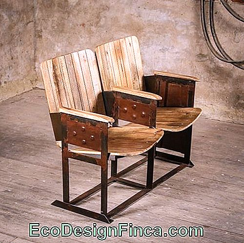 Retro / Vintage Chair - Cum să utilizați în decor și 50 de inspirații!: decor