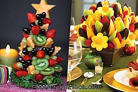 Christmas Table Decorations - 50 Awesome Ideas & hoe het te doen!: ideas