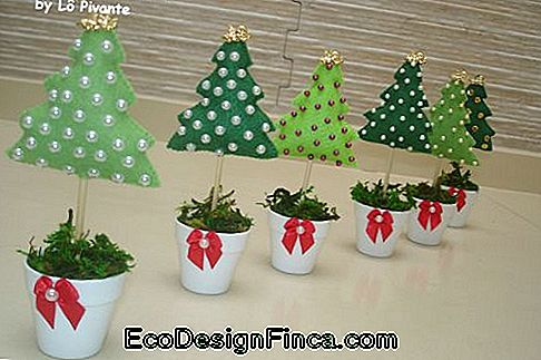 Christmas Table Decorations - 50 Awesome Ideas & hoe het te doen!: table