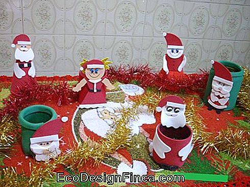 Christmas Table Decorations - 50 Awesome Ideas & hoe het te doen!: christmas
