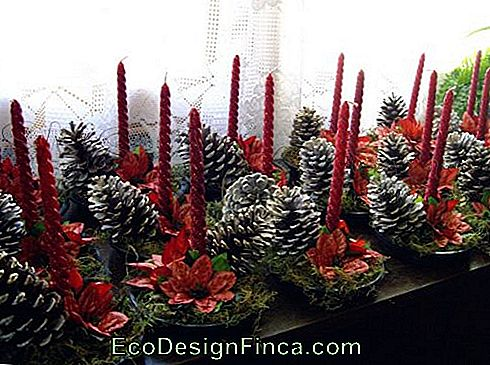 Christmas Table Decorations - 50 Awesome Ideas & hoe het te doen!: awesome