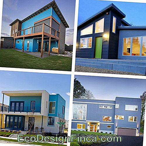 Colors Of Modern Houses - The 70 Most Impressive Ideas!
