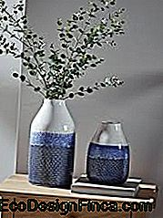 Blue Vase Decoration - 15 Beautiful Models & Must Do!: bleu