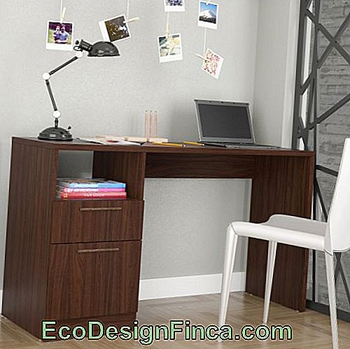 Perfect desk top idee voor thuiskantoor