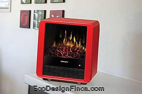 Electric Fireplace - What It Is, Top Advantages & 50 Beautiful Models!: advantages