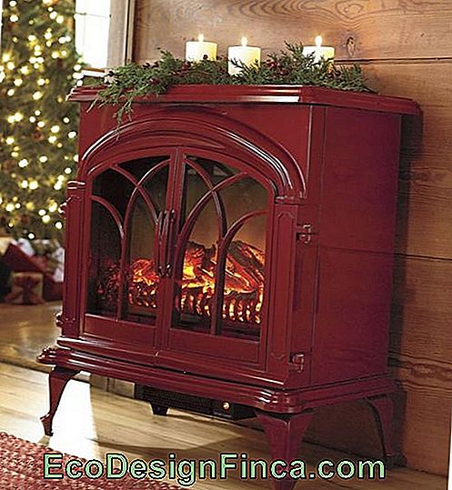 Electric Fireplace - What It Is, Top Advantages & 50 Beautiful Models!: electric
