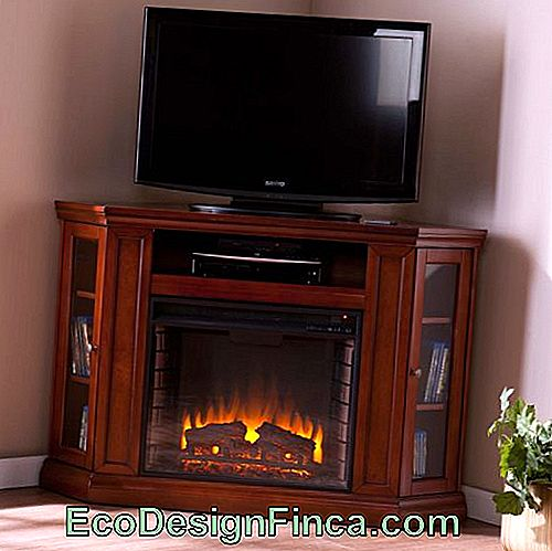 Electric Fireplace - What It Is, Top Advantages & 50 Beautiful Models!: models