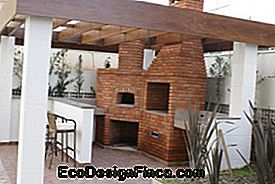 decorare angolo barbecue