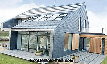 design moderno casa eco sostenibile