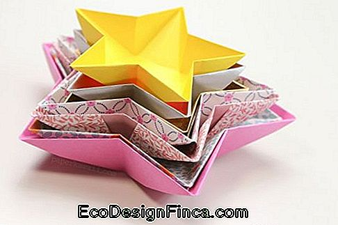 origami ster