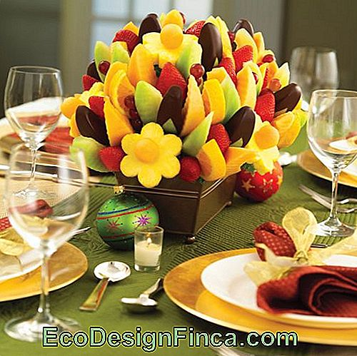fruit decoratie