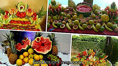 table de fruits
