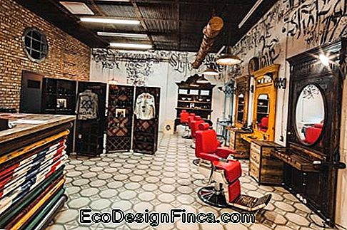 décoration-de-barbearia-rustica
