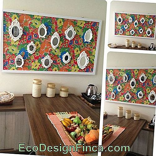 colorful picture frame