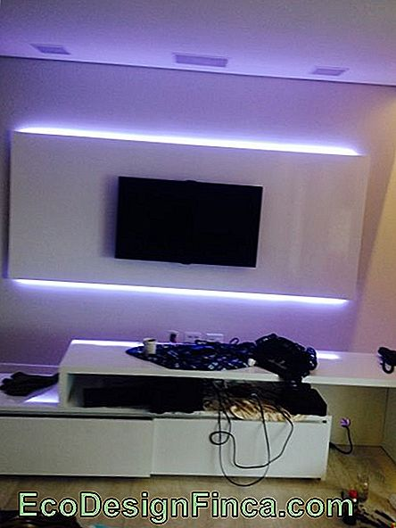 Tape-di-led-on-tv-idee