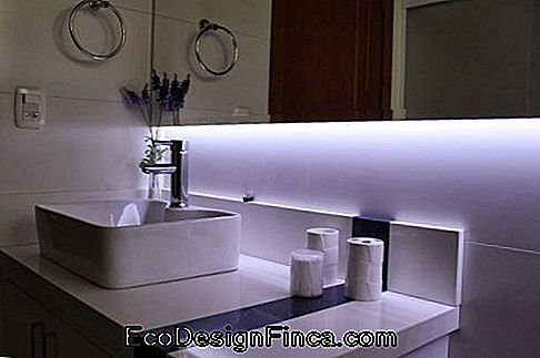 Tape-of-the-led-bagno
