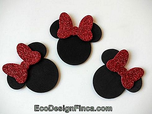 Cravate De Minnie Rouge