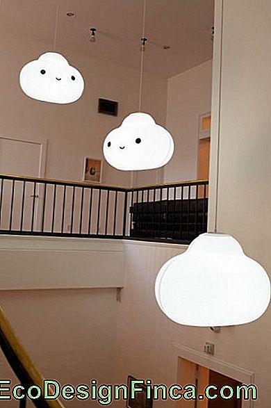 Échelle en suspension LUMINAIRE CLOUD