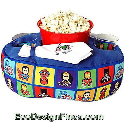 Popcorn Pillow - 50 Perfect Models for Movie Nights!: pillow