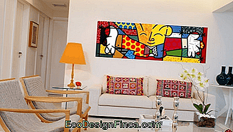 Decoratie romero britto