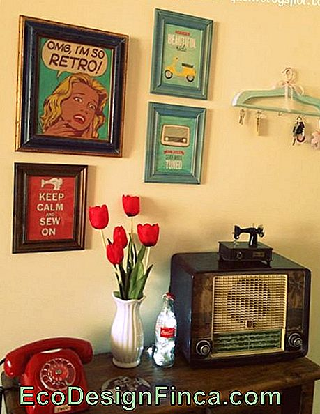 Vintage decoratie