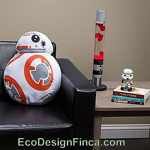 geek robo star wars cuscini