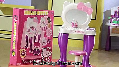 Hello Kitty Dresser