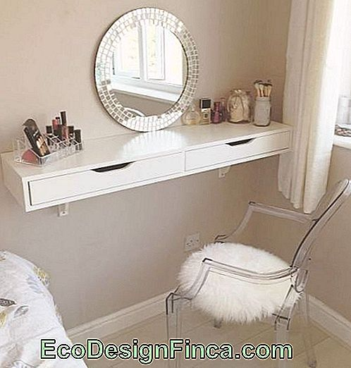 commode blanche simple