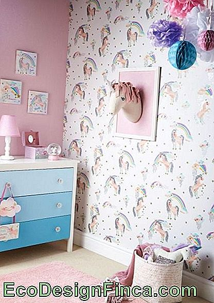Kids' Unicorn Room