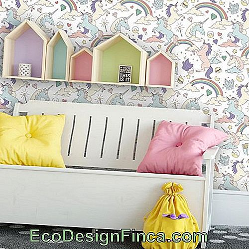 See what beautiful inspiration from Unicorn's Children's Room
