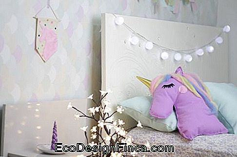 Unicorn Teenage Room
