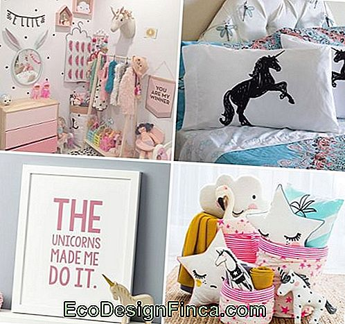 Suggestions for you decorating a unicorn room