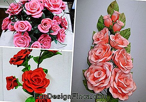 Rose Of Eva: 60 Beautiful Inspirations And Easy Step By Step!