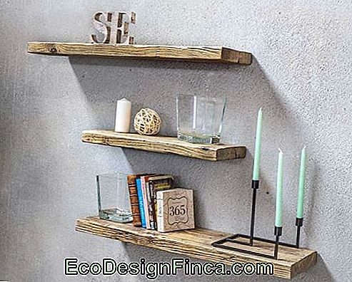 Wood Shelf - How To Make & 70 Inspiring Decorations!