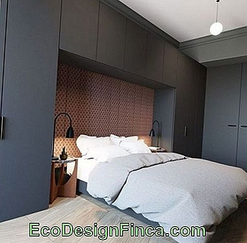 chambre double moderne