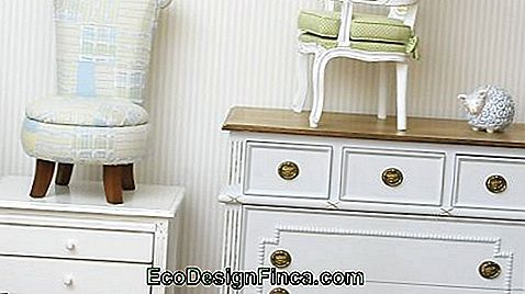Provencal Style Baby Dresser
