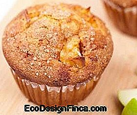 pomme muffin
