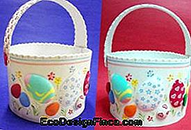 Easter Basket voor EVA Easter Eggs