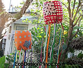 Pet Bottle Ornaments voor Junina Party
