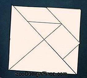 Tangram Game - Do It Yourself