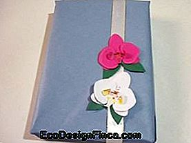 Ornamental Paper Orchids Gifts