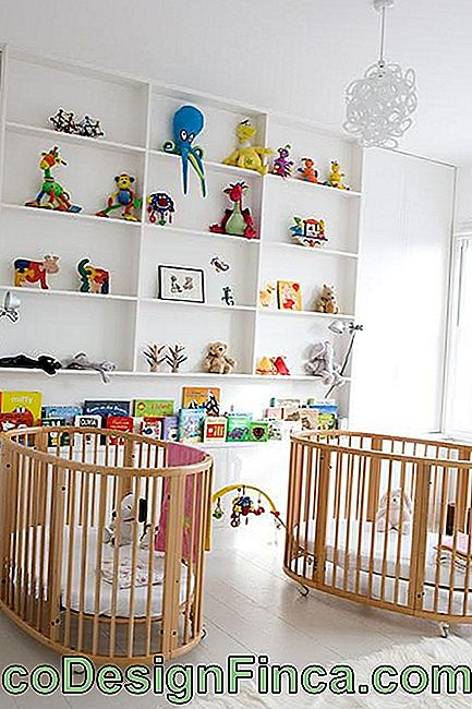 50 Camere Di Twin Babies Decorate E Ispiranti