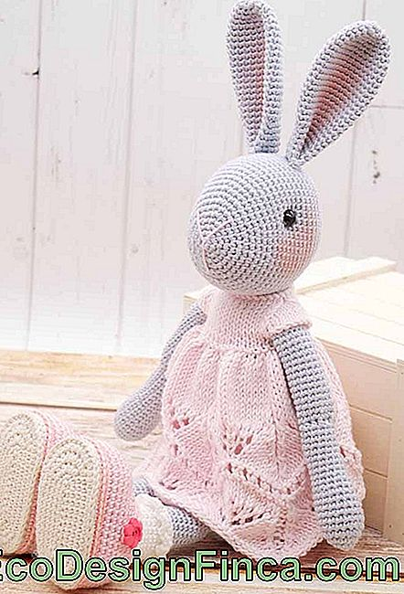 Bunny amigurumi: for Easter (or whole year)