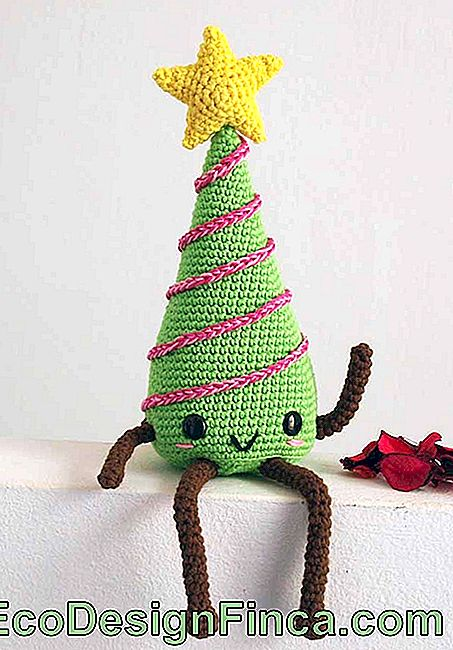A cute and fun Christmas tree