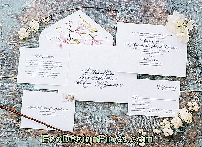 Rustic Wedding Invitation: 35 ideas with photos and tips: photos