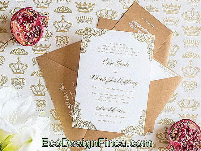Rustic Wedding Invitation: 35 ideas with photos and tips: invitation